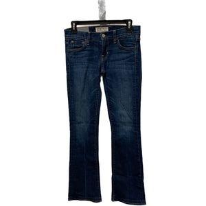 Elizabeth and James Textile Straight Leg Jeans 26